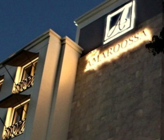 The Amaroossa Hotel