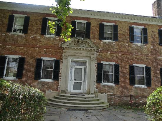 Inside Picture Of Chatham Manor Fredericksburg