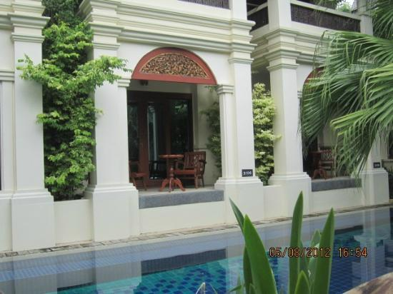 Khum Phaya Resort & Spa, Centara Boutique Collection: Our room