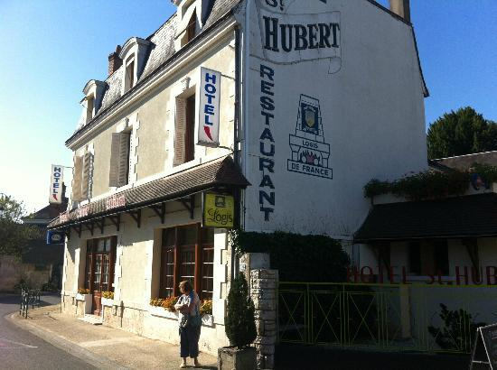 Hotel Restaurant Saint Hubert