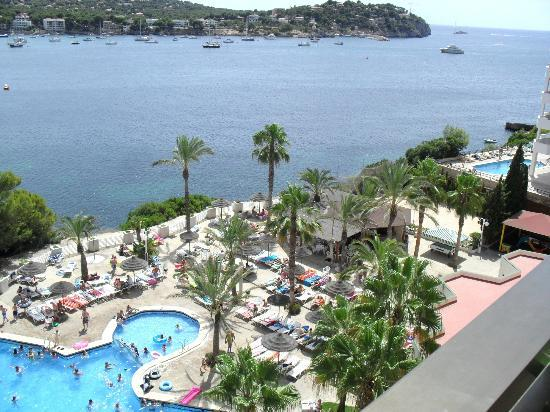 View from 710 for Aparthotel jardin del mar mallorca