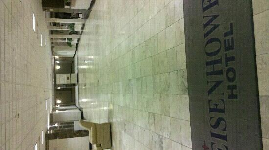 Eisenhower Hotel & Conference Center: View of entranceway into 2nd building