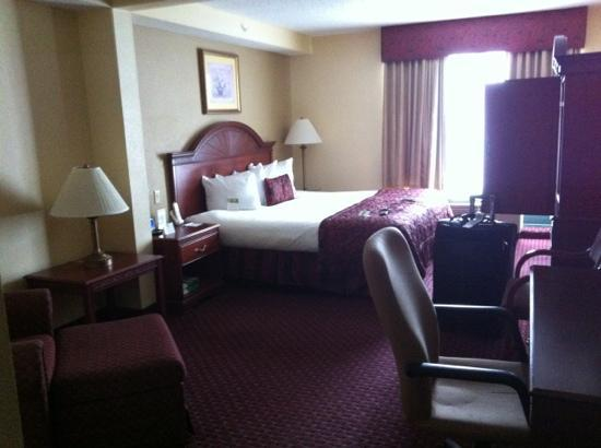Wingate by Wyndham at Orlando International Airport: spacious and comfortable