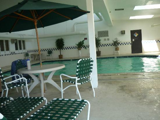 Quality Inn Tech Center: Pool area