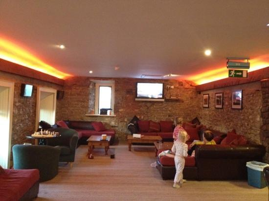 Newgrange Lodge: chill out lounge
