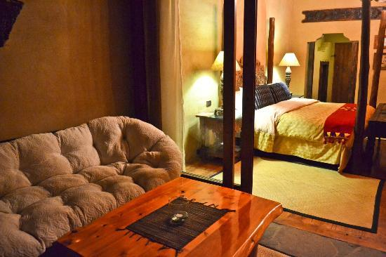 Laguna Lodge Eco-Resort & Nature Reserve: Jaguar Suite