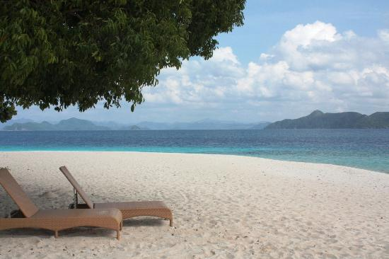 Club Paradise Palawan: peaceful.