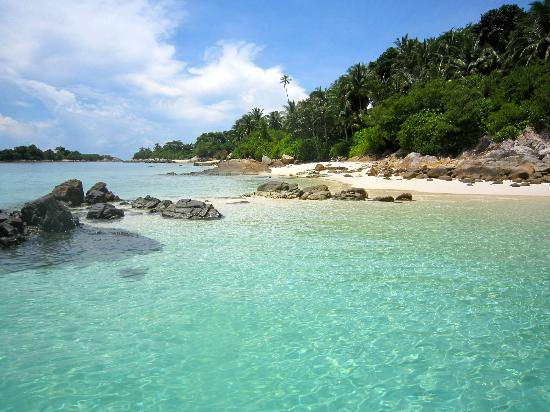 Mersing Malaysia  city images : Mersing, Malaysia: Northern Beaches and Bays