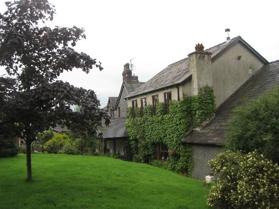 Llanddeiniolen, UK: Tyn Rhos Country House and Cottages, North Wales