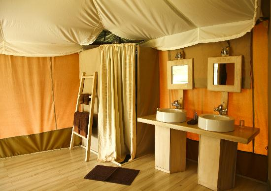 Kicheche Valley Camp: bathroom