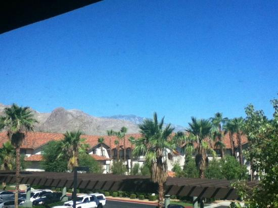 Holiday Inn Express Palm Desert / Rancho Mirage : View