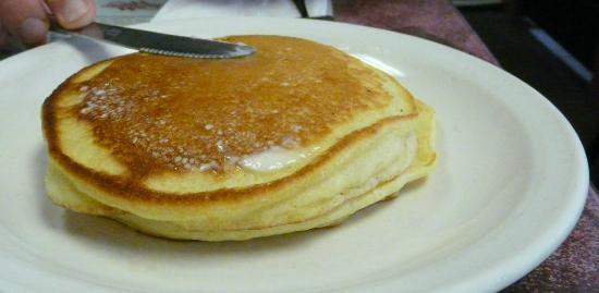 Poultney, VT: Perfect Pancake