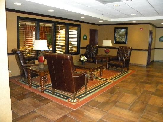 Wingate by Wyndham Abilene: Relax while you wait for that meeting