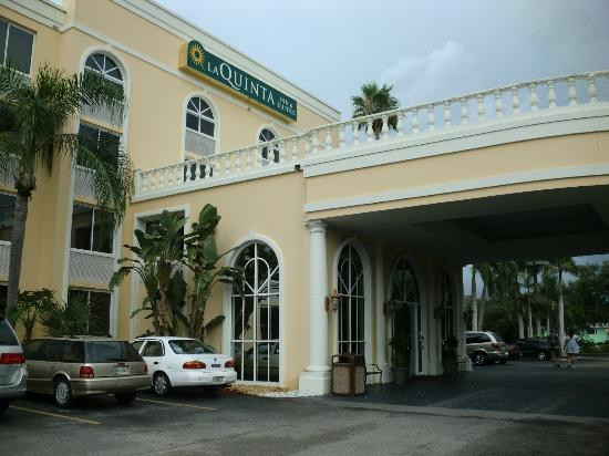 La Quinta Inn &amp; Suites Sarasota: ingresso