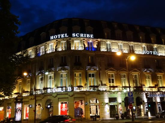 Hotel Scribe Paris managed by Sofitel: ホテル外観