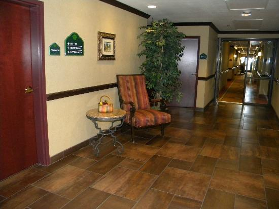 Wingate by Wyndham Abilene: Our hallways