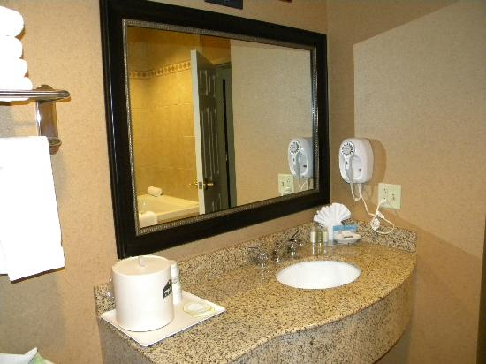 Wingate by Wyndham Abilene: Our regular bathroom