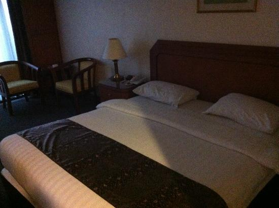Planet Holiday Hotel: and yet rooms are poorly litted