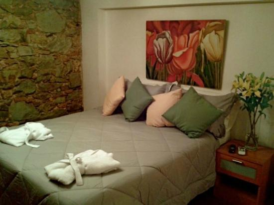Casa Sucre Boutique Hotel: Loft Apartment Queen Size Bed