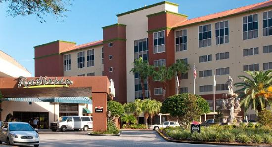 Radisson Hotel Orlando - International Drive: Exterior