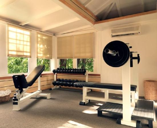 Nisbet Plantation Beach Club: Fitness Center
