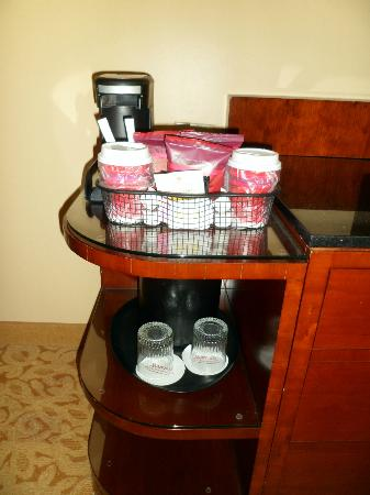 Toronto Marriott Downtown Eaton Centre Hotel: Coffee