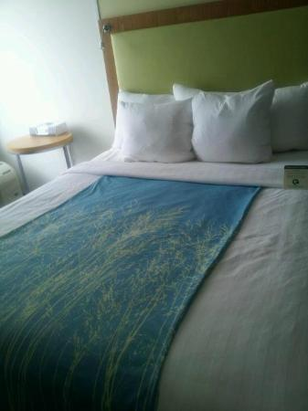 SpringHill Suites Pittsburgh Bakery Square: Bed