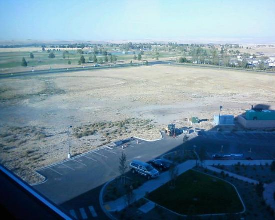 Wildhorse Resort & Casino: View from our room