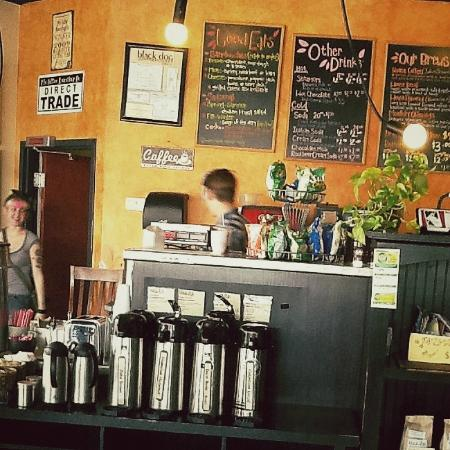Black Dog Coffeehouse Reviews