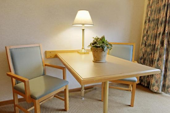 Comfort Inn Riviere-du-Loup: Comfortable work space