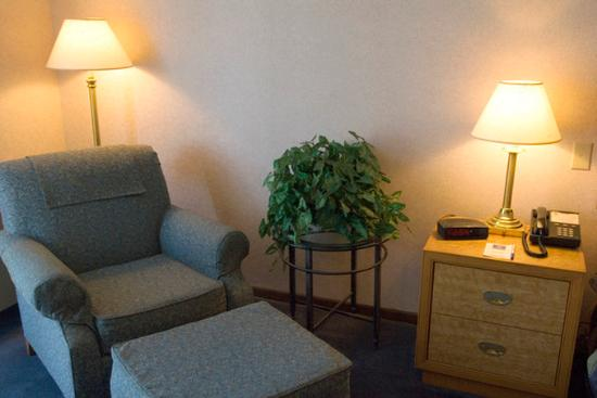 Comfort Inn: Relax in the comforts of our guest rooms