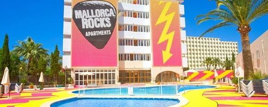 ‪Fiesta Hotels - Mallorca Rocks Apartments‬
