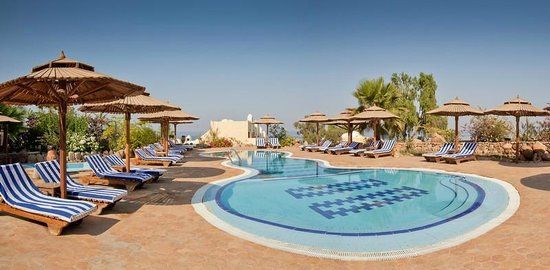 The Bedouin Moon Hotel: Bedouin Moon Hotel Pool