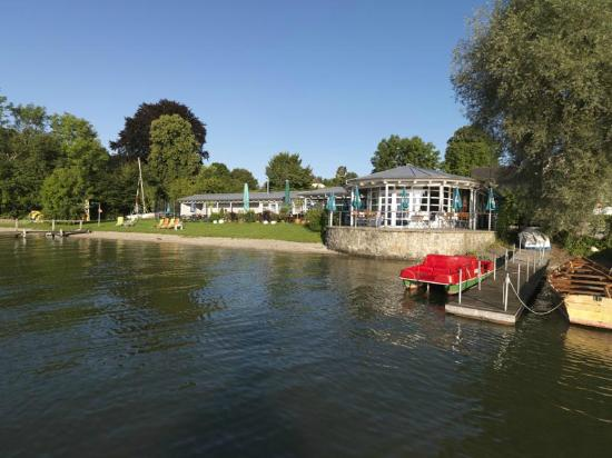 Cafe Restaurant Inselblick Chiemsee