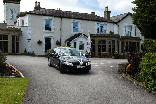 Northop Hall Country House Hotel: hotel