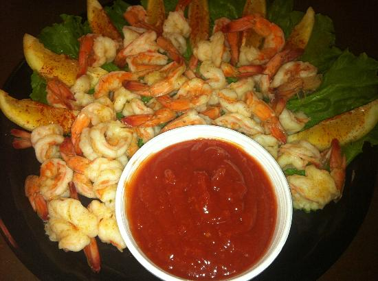 Thunderbolt, จอร์เจีย: Shrimp Cocktail Carry Out Platter