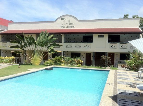 TipTop Hotel &amp; Resort: Swiming pool