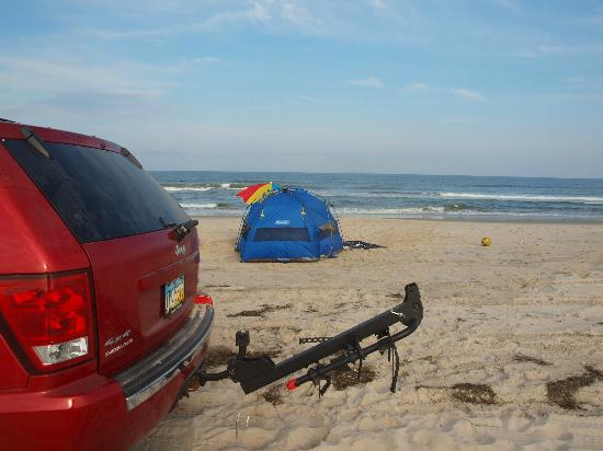 Baby bed camping - Osv Day At The Beach Picture Of Assateague Island National Seashore