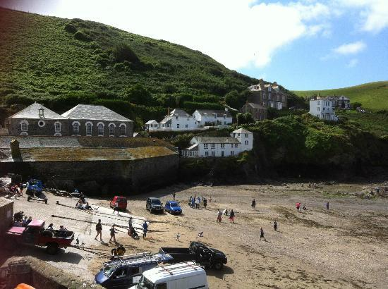 Glendower: Port Isaac Cornwall.Dr Martin.