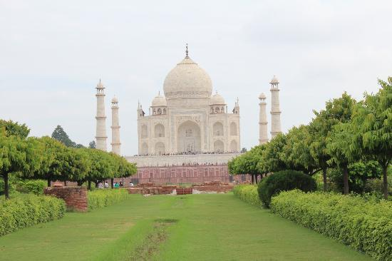 A Garden With A View Picture Of Mehtab Bagh Agra