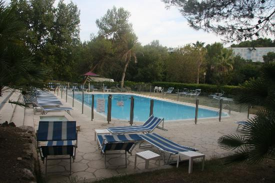 Hotel Sophia Country Club: La petite piscine