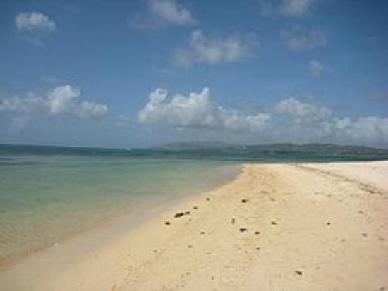 Charlotteville, Tobago: lovely sand for long walks