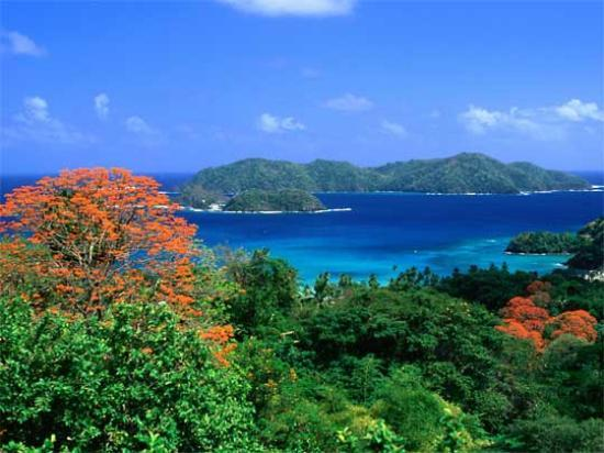 Charlotteville, Tobago: breathe taking views