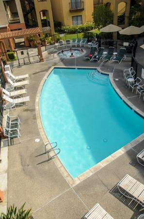 Quality Suites John Wayne Airport: Swimming Pool
