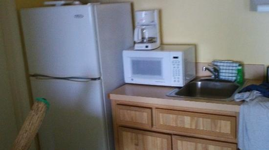 El Caribe Resort and Conference Center: kitchen