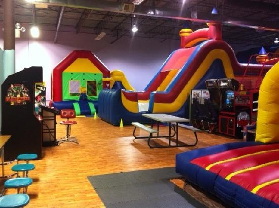 that bounce place lancaster pa hours address