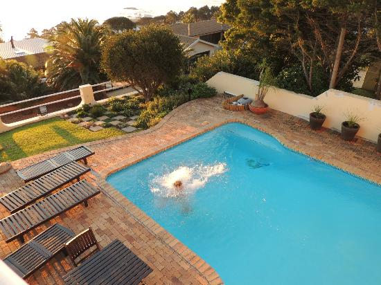 African Dreams Guest House: Pool in August
