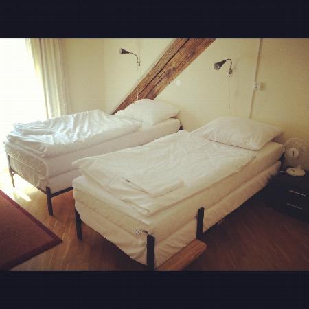 Hostel Mango: Twin room ensuite