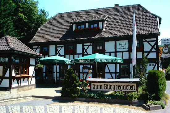Hotel Zum Buergergarten