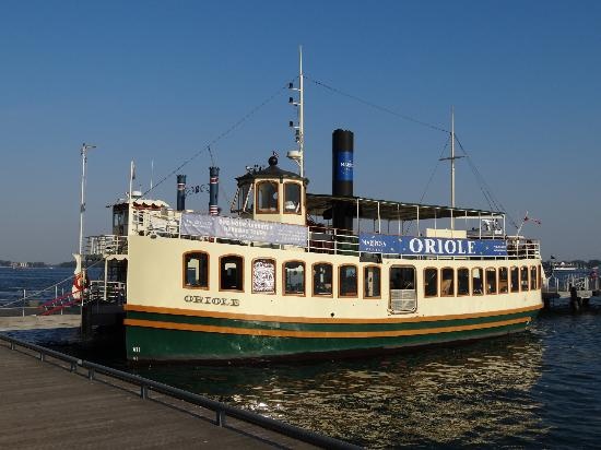 The Lovely Oriole Picture Of Mariposa Cruises Toronto